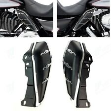 Mid-Frame Air Deflectors and Trims For Harley Davidson Road King FLHR 2009-2015