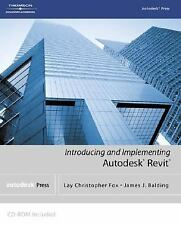 Introducing and Implementing Autodesk  Revit (Autodesk Revit)-ExLibrary