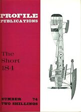 THE SHORT 184: PROFILE PUBLICATIONS No.74/ FACSIMILE ED