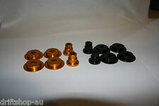 Racetune SOLID Toyota R154 a Shifter Bush Bushes Chaser JZX100 1JZ-GTE 5spd 5sp
