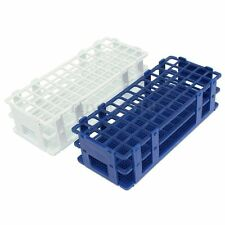 HQ 60 Holes 16mm 3 Layers Plastic Test Tube Rack Holder Storage Stand Lab NEW