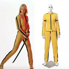 Kill Bill The Bride Cosplay Costume Custom Made
