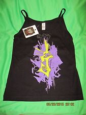 WWE Jeff Hardy women's large autographed tanktop with certificate