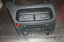 07 Honda Civic VIII Radio Orginal Einbauradio MP3 CD FM AM 39100-SMG-G016 OEM