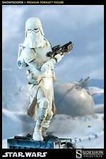SNOWTROOPER PREMIUM FORMAT FIGURE STATUE SIDESHOW STAR WARS MOVIE