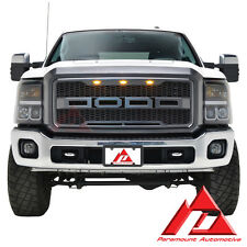 2011-2016 Ford F250/350 Paramount 41-0160 2017 Raptor Style Mesh Grille!