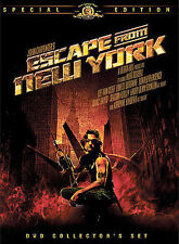 Escape from New York (DVD, 2003, 2-Disc Set, Special Edition)