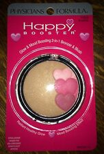 Physicians Formula Happy Booster Glow & Mood Boosting Bronzer & Blush New!!!
