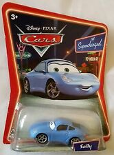 Disney Pixar Cars SALLY Series 2 (Supercharged) 1:55 Diecast