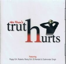NEO KHAN'S TRUTH HURTS - NEW ORIGINAL BHANGRA CD - FREE UK POST