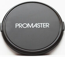 Vintage 72mm 72 mm Promaster Front Lens Cap Snap on Made in Japan