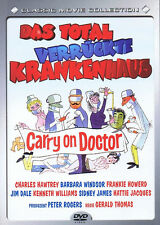 Das total verrückte Krankenhaus - Carry On Doctor DVD Frankie Howerd, Sid James