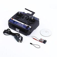FLY SKY 2.4G FS-CT6B 6 CH Channel Radio Model RC Transmitter Receiver Control FJ