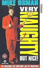 Mike Osman - Very Naughty But Nice (VHS/SH, 2000)