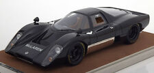 Tecnomodel 1969 McLaren M6 GT Black Limited Ed of 50 1/18 Scale New In Stock!