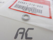 Honda CR 125 M Washer Small Silver 7x12 Genuine New