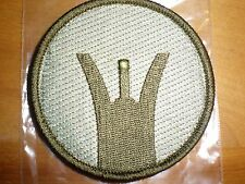 Triple Aught Design Front Sight Patch Olive Green TAD GEAR EDC OD ODG