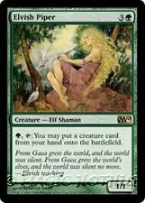 ELVISH PIPER M10 Magic 2010 MTG Green Creature — Elf Shaman RARE