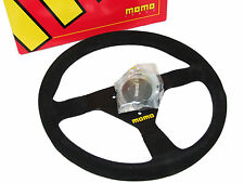 MOMO Steering Wheel - Mod 78 (350mm/Suede/Black Spoke)