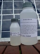 SOLAR CELLS, SOLAR PANEL ENCAPSULANT 0,55L Cell encapsulation 1,2 POUNDS!!!!!!