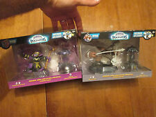 SET SKYLANDERS IMAGINATORS WOLFGANG & MASTER MYSTICAT + UNDEAD & MAGIC CRYSTAL