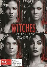 Witches Of East End Series : COMPLETE Season 1 & 2 : NEW DVD