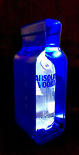 ABSOLUT VODKA LIGHT CASE GLORIFIER LIMITED FROM MEXICO NOX TITANIA BRITTO BUENOS