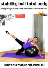 Fit Ball Exercise DVD - Barlates Body Blitz STABILITY BALL TOTAL BODY WORKOUT!
