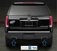 2012 2013 2014 CADILLAC ESCALADE ESV  DUAL EXHAUST TIPS
