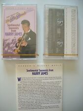 Harry James Best of Big Bands 2 Cassettes Readers Digest Collection Swing Jazz