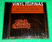 PHILIPPINES:BLACK SABBATH - THE VERY BEST OF BLACK SABBATH CD,SEALED,1 COPY LEFT