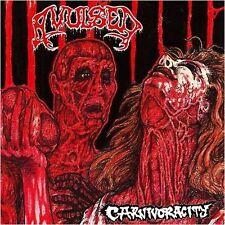 Avulsed-carnivoracity [Re-release] CD