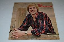 Tom Netherton~Just As I Am~Paul Johnson~AUTOGRAPHED~Word Records~FAST SHIPPING