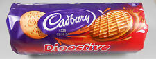Cadbury Digestive Milk Chocolate Covered Cookies 300gm / 10.7oz USA SELLER