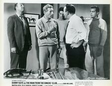 DANNY KAYE THE MAN FROM THE DINER'S CLUB 1963 VINTAGE PHOTO ORIGINAL #1