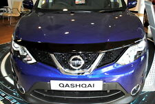 Nissan Qashqai 2014 Hood Bonnet Deflector Stone Chip Bug Deflector New Genuine