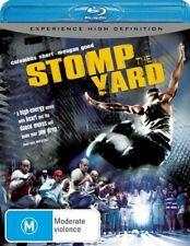Stomp The Yard - Blu Ray ss Region B VG Condition