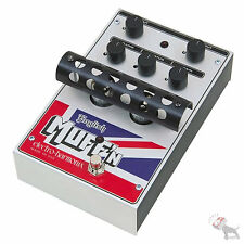 Electro Harmonix English Muff'n Muffin Tube Overdrive Distortion Sustain Pedal