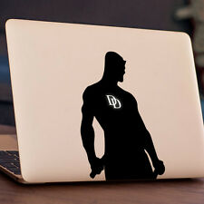 "DAREDEVIL Apple MacBook Decal Sticker fits 11"" 13"" 15"" and 17"" models"