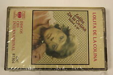 Usted Y Yo by Lolita De La Colina  (Audio Cassette Sealed)