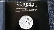 Alanis Morissette - Eight easy steps 12'' Disco Vinyl PROMO