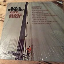 dave dudley-one more mile l.p. mercury records