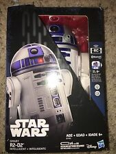 Star Wars Smart R2-D2 Intelligent Personal Robot Bluetooth App Controlled Hasbro
