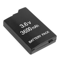 3600mAh Rechargeable Lithium Battery Replacement for Sony PSP Slim 2000 3000  US