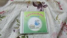 Janome 8000 & Others #7 Little Grey Rabbit Memory Embroidery Card EXC Pre-Own