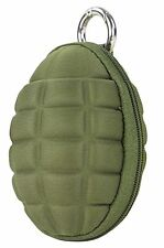 Condor Grenade Keychain Pouch O.D. Green - Holds Coins, keys etc #221043