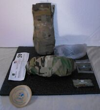 REVISION DESERT LOCUST GOGGLES, U.S. MILITARY KIT W/MULTI-CAM CASE & MORE, GOOD!