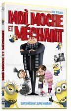 DVD *** MOI MOCHE ET MECHANT *** neuf sous blister