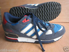 MENS ADIDAS ZX 750 TRAINERS NAVY SIZE UK 9**FREE P&P**