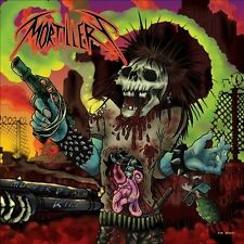 Murder Death Kill * by Mortillery (CD, Jul-2012, Napalm Records)